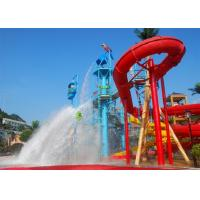 Wholesale Galle Pirate Theme Aqua Playground With Capacity 100 Rider / Time from china suppliers