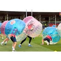 China bubble ball soccer , bubble soccer ball , cheap bubble soccer ball , clear glass bubble on sale