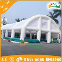 Quality giant inflatable tennis tents for sale for sale