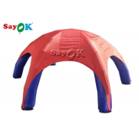 Wholesale 6 Legs  Inflatable Spider Dome Tent With Blower For Exhibition from china suppliers