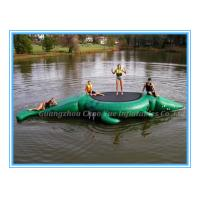 Wholesale Water Park Equipments, Inflatable Water Trampoline, Inflatable Sport Games (CY-M2080) from china suppliers