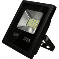 1500 Lumens 10 Watt Outdoor LED Flood Lighting Ultra Slim Die Casting Aluminum