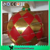 Wholesale 1.5m Christmas Club Event Party Hanging Decoration LED Lighting Inflatable Ball from china suppliers