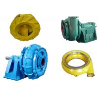 Wholesale Horizontal Sand Dredging Pump Spare Parts For Gravel Slurry Transfering from china suppliers