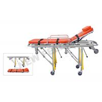 Quality Full Automatic Loading Detachable Emergency Rescue Stretcher with IV pole for sale