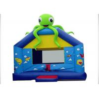 Quality Fire Resistant Commercial Inflatable Bounce House With ISO 9001 Certification for sale