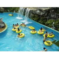 Wholesale Outdoor Restort Children Water Park Lazy River Pool for Leisure Family from china suppliers