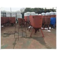 Quality High Pressure Horizontal Compressed Air Receiver Tank For Water Treatment System for sale