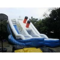 Wholesale Inflatable Titanic Slide (CLI-38-11) from china suppliers