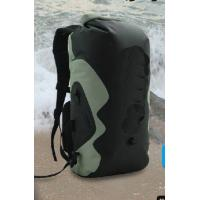 Wholesale Hiking Diving Climbing Waterproof Dry Bags 35L TPU Completely Waterproof Backpack from china suppliers