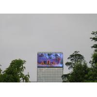 Wholesale SMD 3 In 1 P10 Outdoor LED Advertising Screens LED Video Board 7000cd/㎡ from china suppliers