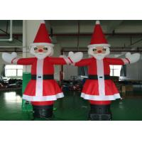 Wholesale 3 Meter Big Festival Inflatable Tube Man Good Ripping Resistance Performance from china suppliers