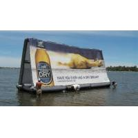 Wholesale 2014 hot sell outdoor advertising inflatable billboard from china suppliers