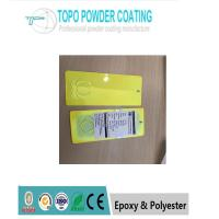 Wholesale Ral1026 High Glossy Pure Polyester Powder Coating Non Toxic For Pipeline Industry from china suppliers