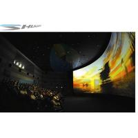 Quality 3D / 4D Cinema Equipment, Dynamic 5D / 6D / 7D Theater Machine, Motion Moive for sale