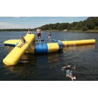 Wholesale Inflatable Water Bouncer (TRC02) from china suppliers