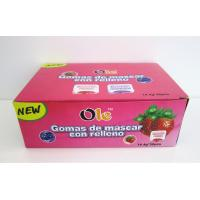 Wholesale 4 in 1 Fruit&Mint Chewing Gum 14.4g*30pcs 2 Flavors in One Box / Children Chewing Candy from china suppliers