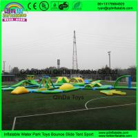 Wholesale Quality giant inflatable water park, inflatable commercial water park for sale from china suppliers