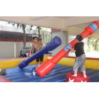 Wholesale Red and Blue Gladiator Joust Inflatable Sport Games for Kids and Adults from china suppliers