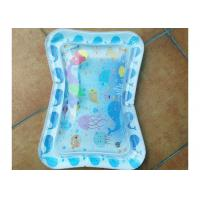 Wholesale Funny Inflatable Toddler Play Water Mat With Toys Inside Size 66*50cm from china suppliers