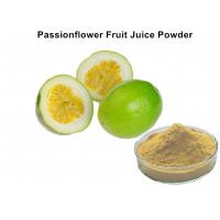 Wholesale Custom Passionflower Fruit Juice Powder Improve Juice Taste And Scent For Food from china suppliers