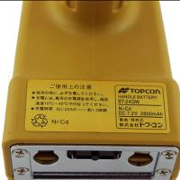 Wholesale 2800mah 7.2 V Nicd Battery , Yellow Topcon Bt 24q Rechargeable Battery Pack from china suppliers