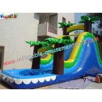 Wholesale Childrens Outdoor Inflatable Water Slides for parties (amusement game, amusement park) from china suppliers