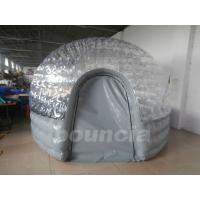 Wholesale 4m Diameter Inflatable Airtight Bubble Yurt Tent For Trade Show from china suppliers