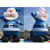 Wholesale Big Festival Custom Inflatable Christmas Decorations For Advertising Promotion from china suppliers