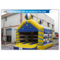 Wholesale Inflatable Sport Bouncy Castle Inflatable Bouncing Castle Series Kids Play Area from china suppliers