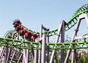 Quality Amusement Park Loop Roller Coaster for sale