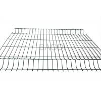 Buy cheap Powder Spraying Wire Mesh Fence With Galvanized Iron Wire inside from wholesalers