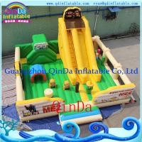 Wholesale Park jumping place kids bouncy castle/ inflatable castle/kids playground from china suppliers