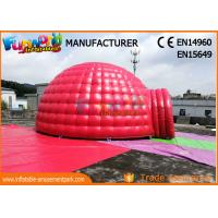 Wholesale 7m Outdoor Giant Inflatable Party Tent Dome For Advertising / Event from china suppliers