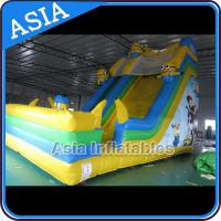 Wholesale PVC Tarpaulin Commercial Inflatable Bouncer Inflatable Minions Bouncy Castle from china suppliers