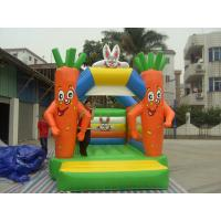Wholesale Unique Kids Outdoor Small Inflatable Sports Games , Commercial Bouncer from china suppliers