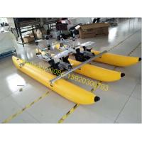 Buy cheap new products water bike water bicycle inflatable for sale from wholesalers