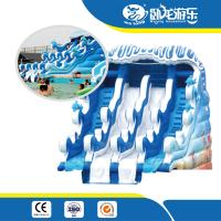 Wholesale summer durable wave inflatable water slide for sale from china suppliers