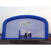 Wholesale Trade Show Inflatable Event Tent , White Huge Inflatable Camping Tent from china suppliers