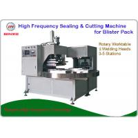 Buy cheap Double Head Rotary Blister Packing Machine For Tools And Household Appliance from wholesalers