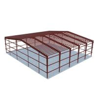 Wholesale Low Costs Prefab Workshop Steel Structure Buildings Steel Truss Main Frame from china suppliers