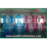 Wholesale Inflatable Toys Bumper Ball Soccer Bubble , Inflatable Human Hamster Ball from china suppliers