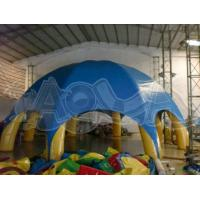 Wholesale Blue Inflatable Lawn Tent from china suppliers