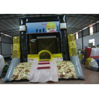 Wholesale Digging car inflatable bouncer / Engineering vehicles inflatable bouncer / Inflatable building car bouncer from china suppliers