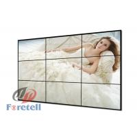 Buy cheap Waterproof Lcd Tv Wall Panel Designs , 3x2 Video Wall Solution 3500 Contrast from wholesalers