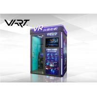 Wholesale 9d Virtual Reality Coin Operated VR Arcade Machine For Game Center from china suppliers