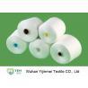 Buy cheap 50/2 High Tenacity Knotless 100 Spun Polyester Yarn Raw White Virgin Eco from wholesalers
