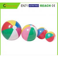 Buy cheap Dia 20'' Inflatable Beach Ball, Funny Beach Ball Non Toxic Accordance With EN71 from wholesalers