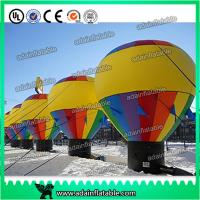 Wholesale Colorful Large Inflatable Balloon , Inflatable Advertising balloon,Hot Air Balloon from china suppliers