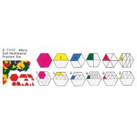 Wholesale Math Fraction Set, Soft Multilateral Fraction Set (S-7111C) from china suppliers